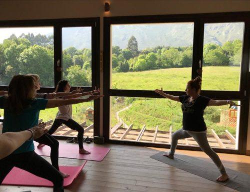 Nuestro Retiro de Yoga 🧘🏻♀️ en Asturias; ¡Todo un éxito!